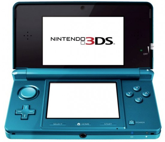 nintendo 3ds1 550x474 Top 10 Coolest Gadgets