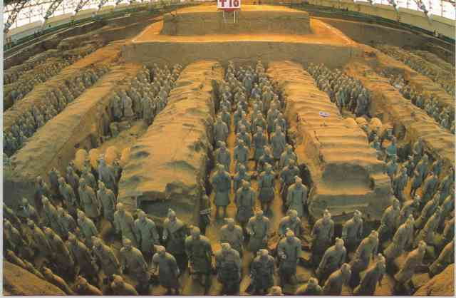 Terracotta's Army