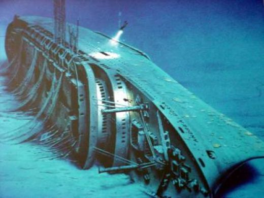 thumb Top Ten Ship Wrecks