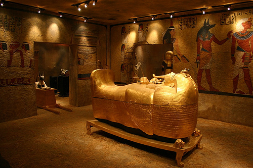tut tomb Top Ten Most Important Historical Finds