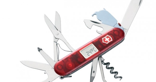 Top 10 Swiss Army Knives Realitypod