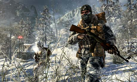 Call of Duty Black Ops Top Ten Famous War Games