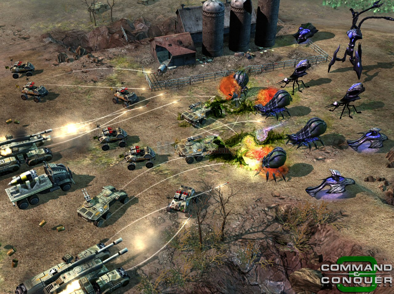 Screens Zimmer 5 angezeig: command and conquer 4 trainer