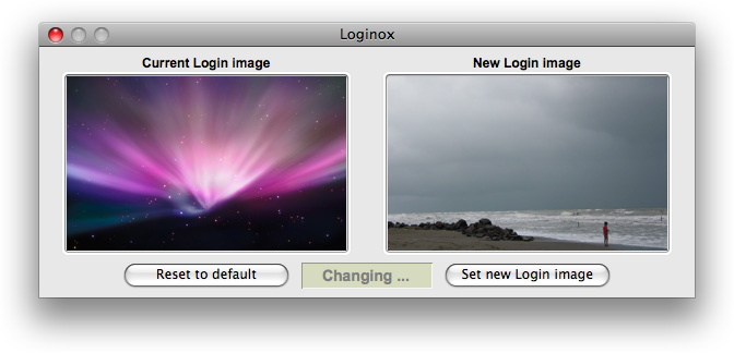 How to Change the Logon Background in Mac OS X