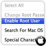 How to Enable the Root User in Mac OS X