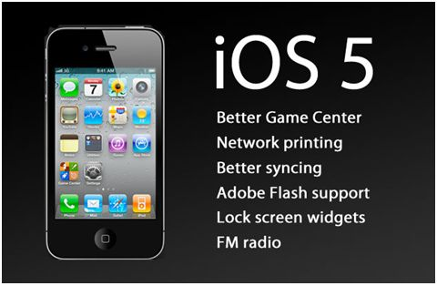 Sneak Peek to iOS 5 Sneak Peek to iOS 5