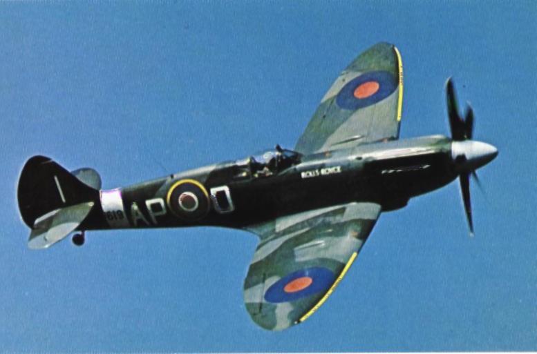 Supermarine spitfire 300x198 supermarine spitfire