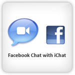 how to add facebook chat to ichat adium on mac os x Adding Facebook chat to iChat on Mac OS X