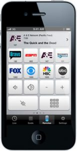 An iPhone TV Remote Priced Right
