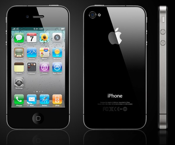 Apple 32GB iPhone 4 GSM ATT Review: Apple iPhone 4 device