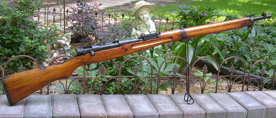 World War 2 Sniper Rifles
