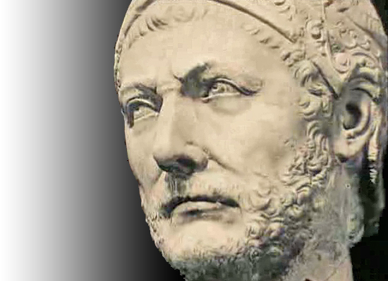 Carthaginian General Hannibal Top 10 Combatants of all Time