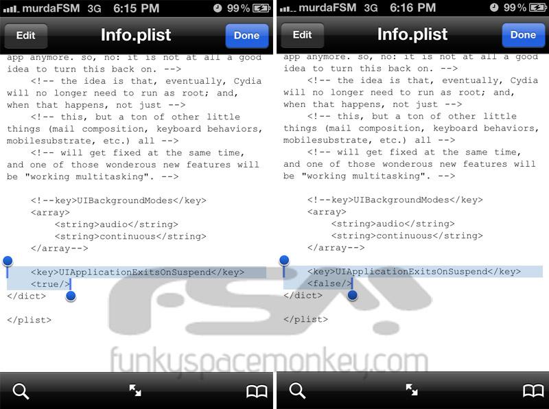 enable multitasking iphone 3g ifile