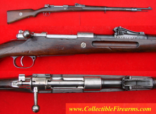 Gew 98 for Sale http://realitypod.com/2011/10/world-war-2-sniper-rifles/mauser-gewehr-98/
