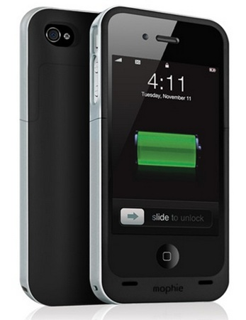 Mophie juice pack air iPhone 4 Battery Case Apple Contacting iPhone 4S Owners To Address Battery Life Issues