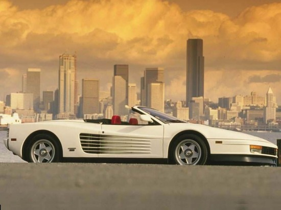 No. 10 Ferrari Testarossa 550x412 Top 10 Models of Ferrari