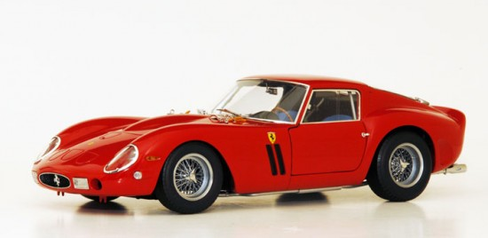 No. 8 Ferrari 250 GTO 550x268 Top 10 Models of Ferrari