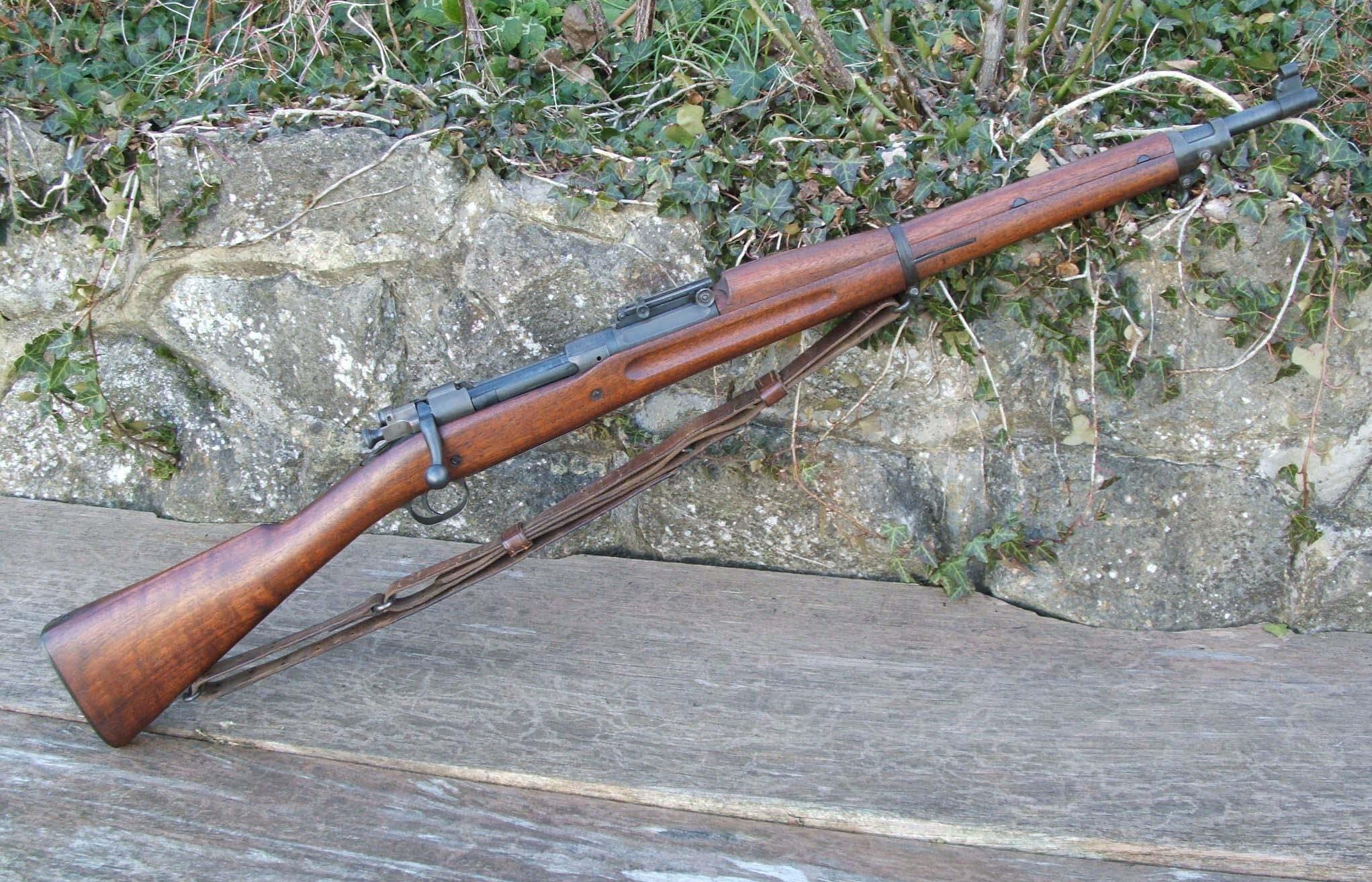 Springfield M1903 (აშშ)
