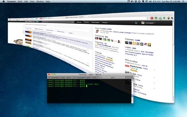Stupid Geek Tricks How to Make Mac OS X Get Weird