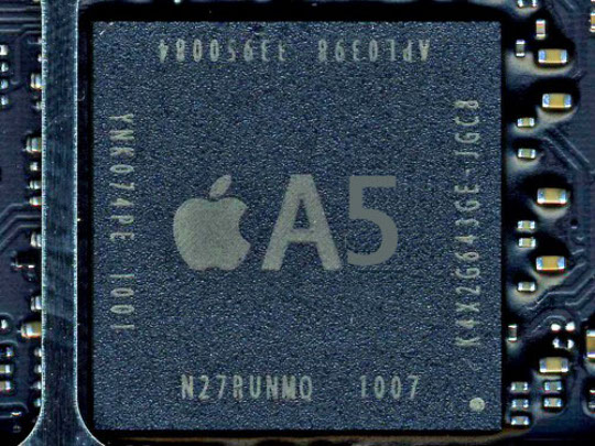 a5processor The iPhone 4S To Remain At 512MB RAM