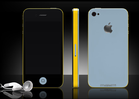 colorware iphone 4 iPhone 4S Sets New One Day Preorder Sales Record