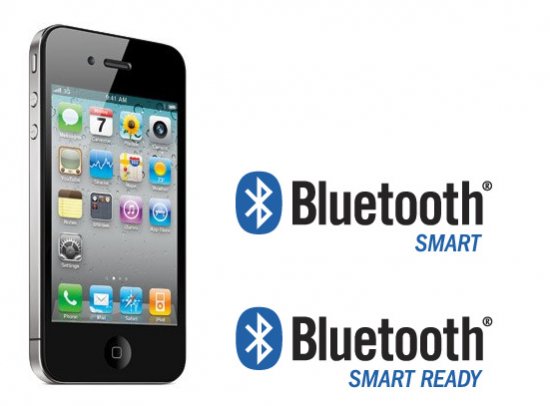 iphone 4s smart ready 550x406 Bluetooth Smart Announced As iPhone 4S Creates New Opportunities