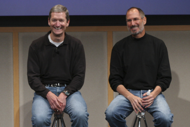 tim cook apple ceo 0654 610x407 Steve Jobs Had His Trust And Faith In Tim Cook