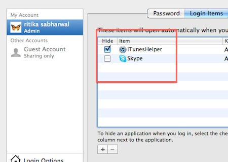 How To Stop Skype From Starting Automatically on Mac OS X1 Stop Skype and other apps from loading automatically in Mac OS X