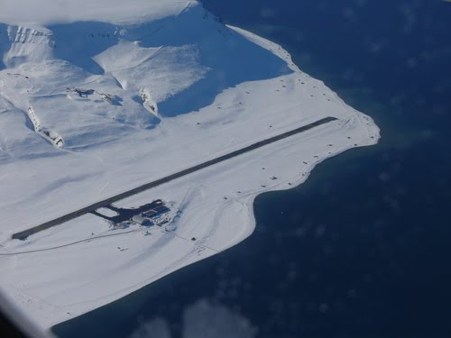 Svalbard Airport Top 10 Dangerous Airports
