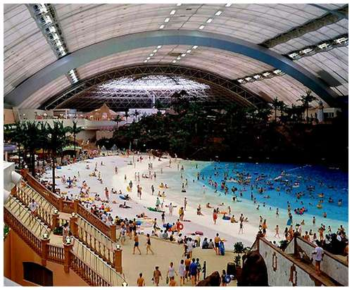 World's Largest Indoor Swimming Pool Top 10 Largest Things