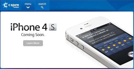 c spire iphone 4s1 C Spire To Launch iPhone On 11th November