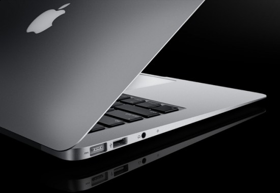 macbook air gear patrol 550x380 MacBook Air Now Constitutes For Quarter Of Apple Laptop Sales