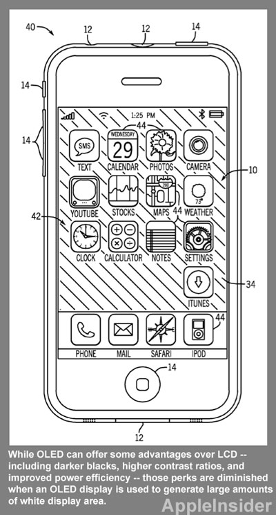 patent 111103 1 Apple Striving To Improve OLED Technology