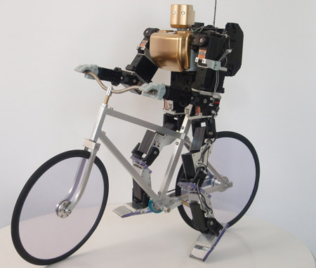 1953343 Bicycle Robots!