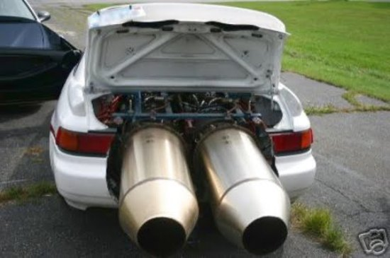 10 Most Crazy Car Mods