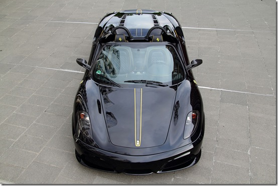 44 Anderson Germany Designed Ferrari F430 Spider