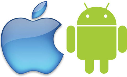 Apple Google Tracking its Users 2 Nielsen: iPhone Buzz Dominates Android By 3 To 1