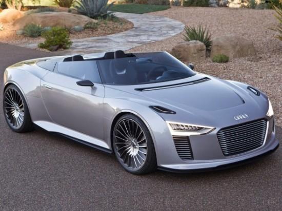 Audi e tron Spyder Concept 2010 1 590x442 550x412 Existing Concept Cars!