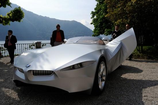 BMW GINA Concept Villa d Este 2009 lg 550x366 Existing Concept Cars!