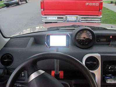 DIY Instructions to Build Custom Car Mount for Your iPhone