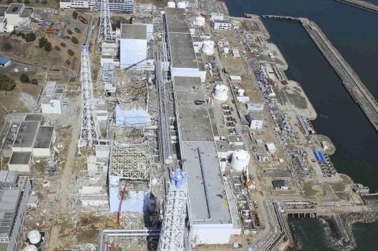 Fukushima Daiichi 550x366 Top 10 Nuclear Power Plants