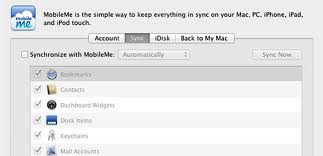 How To Fix MobileMe Settings in Lion