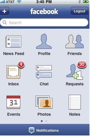ITS HERE Facebook 3.0 for iPhone Has Arrived