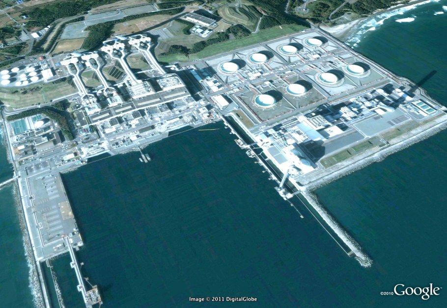 Fukushima I and II