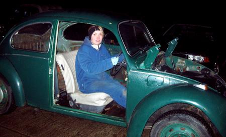 Porsche 356b Volkswagen Beetle Got Converted To Classic Porsche!