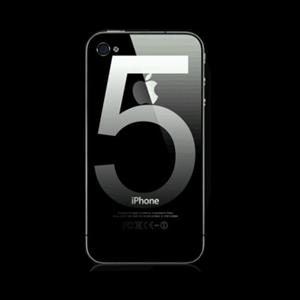 iPhone 5 To Account For Half Of 2H11 Apple Orders