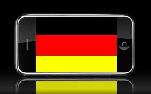 iphone germany Apple: Motorola Patent Win Will Not Keep iPhones From German Holiday Shoppers