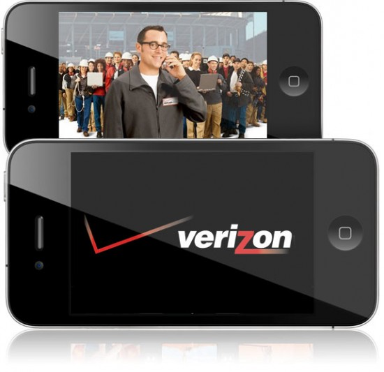 verizon iphone 4 550x533 iPhone 4S Adding Maximum Subscribers To Verizon