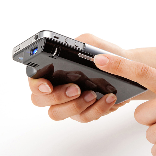 400 prj011 ft3x 1 Mini Projector For Your iPhone 4/4s