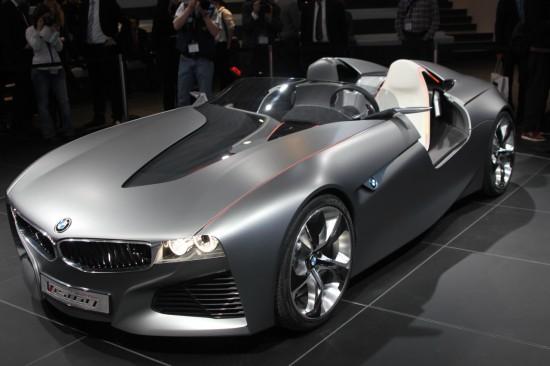 BMW Concept Car Geneva Car Show 2011 550x366 Existing Concept Cars!